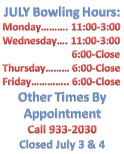 july hours