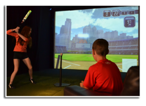 Attraction-Baseball-Simulator