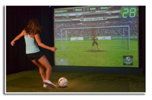 Attraction-Soccer-Simulator