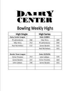 Bowling scores 2-8 and 2-10