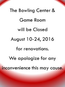 Closed Aug 10-24 2016